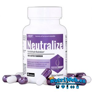 Nutralize - Drink Smart ( 6 caps)