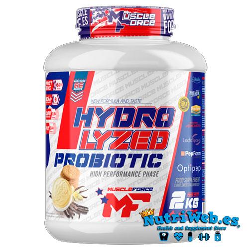Zero Hydrolized Probiotic (2000 gr) - Nutriweb