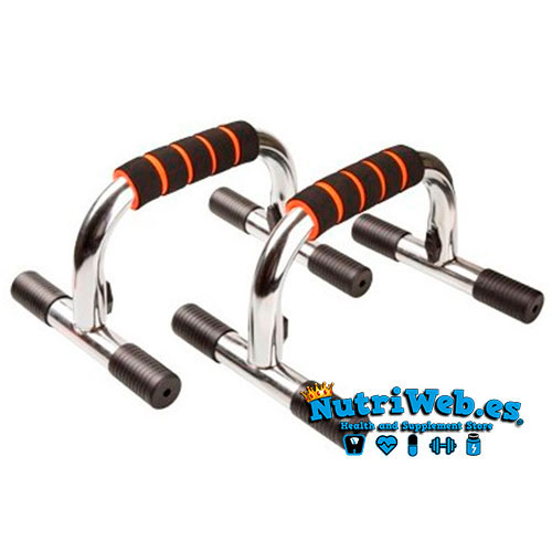 Power System, Barras metalicas para flexiones (1 par)
