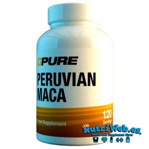 Pure Labs Nutrition, Puruvian Maca (120 cap)