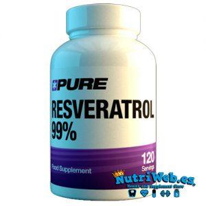 Pure labs nutrition, Resveratol 99% (120 cap)