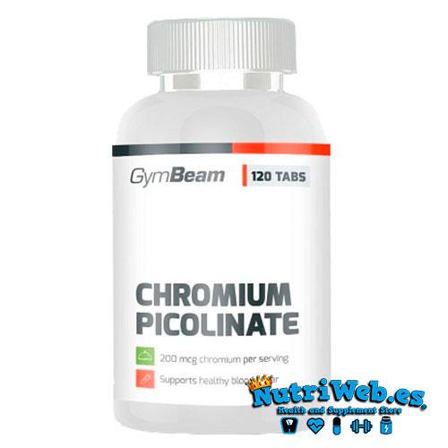 GymBeam, Picolinato de cromo Gym Beam (120 tabs)