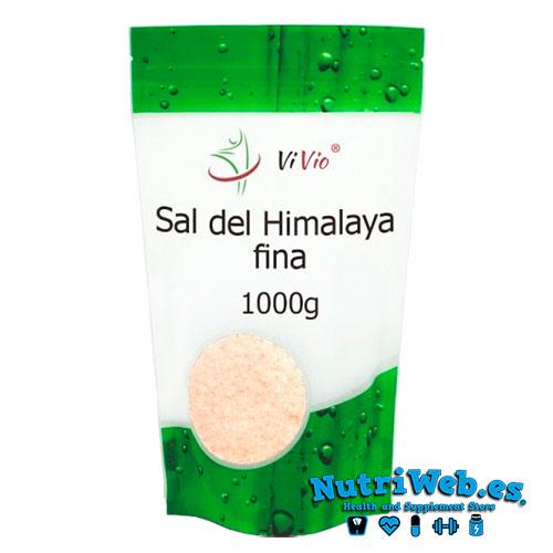 Vivio, Sal rosa del Himalaya (1000 gr)