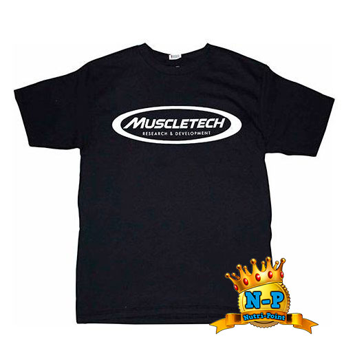 Camiseta de entreno Muscletech 2 - Nutriweb