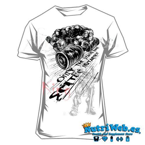 Camiseta de entreno Survive de Scitec nutrition - M - Nutriweb