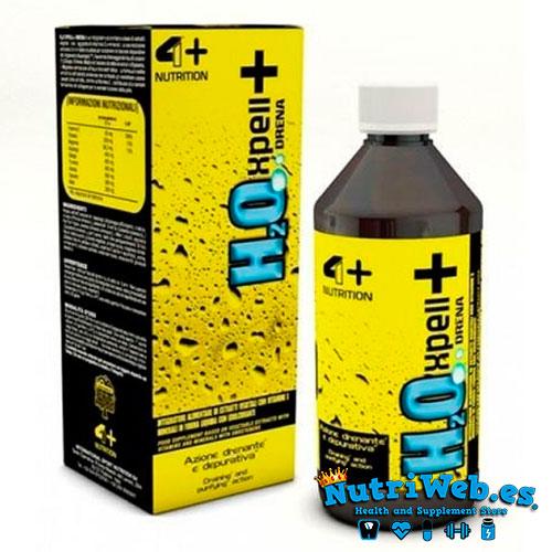H2O Xpell+ drena (500 ml) - Nutriweb