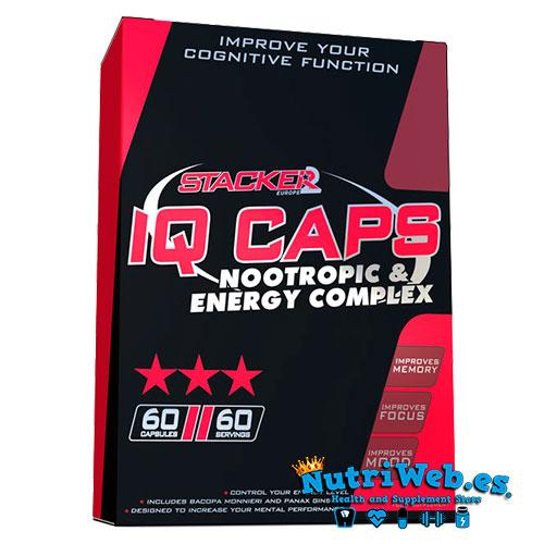 IQ Caps (60 caps) - Nutriweb