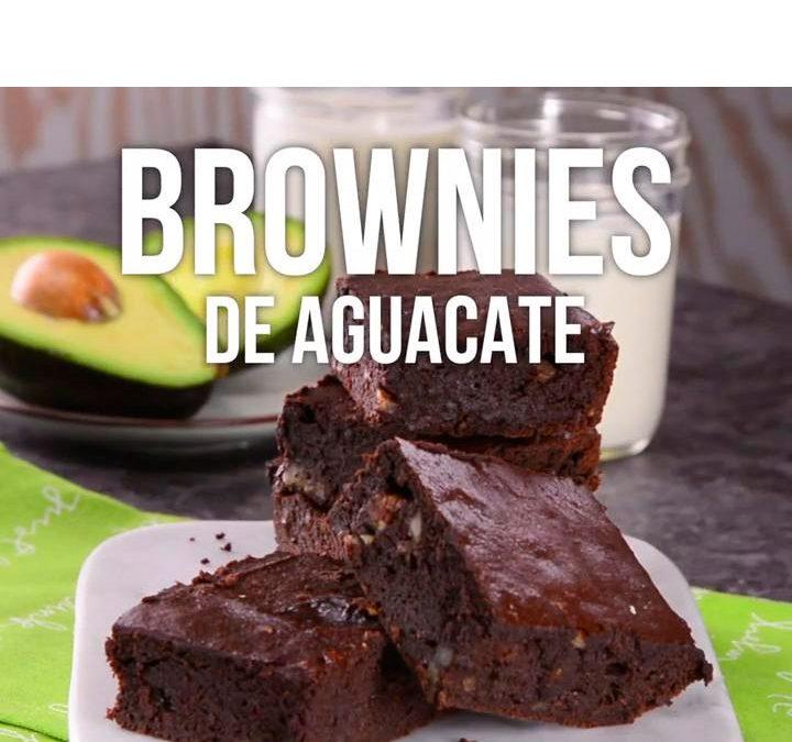 Brownies de Aguacate