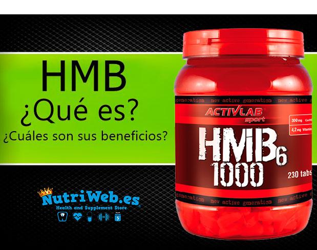 ¿Qué es el HMB y qué nos aporta?