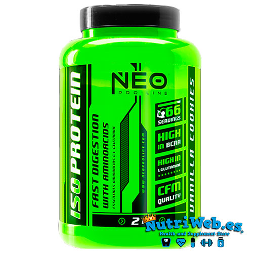 NEO Iso Protein (2000 gr) - Nutriweb