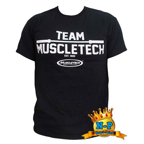 Camiseta de entreno Muscletech - Nutriweb