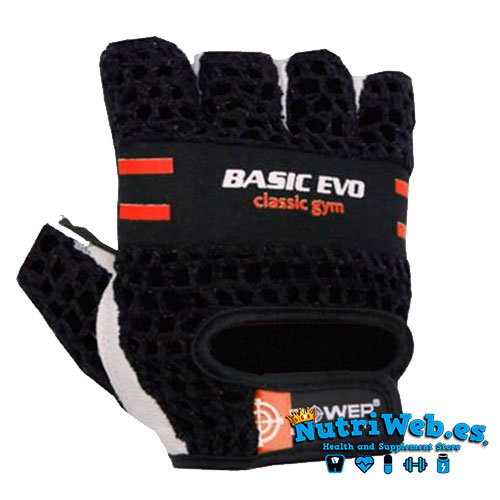 Gloves basic EVO (1 par) - Nutriweb