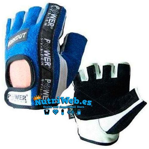 Gloves workout (1 par) - Nutriweb