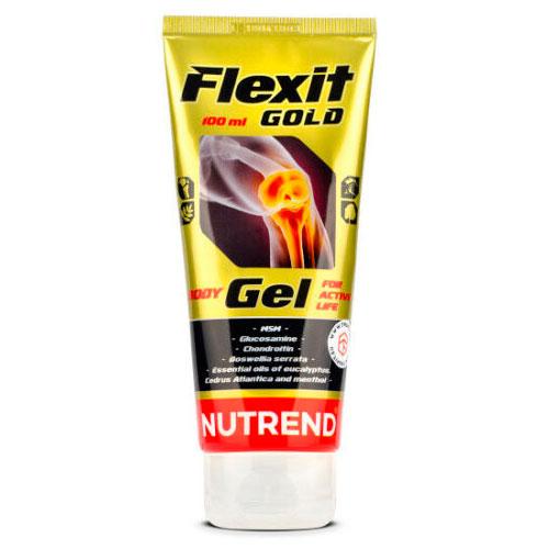 Nutrend Flexit gold gel (100 ml) - Nutriweb