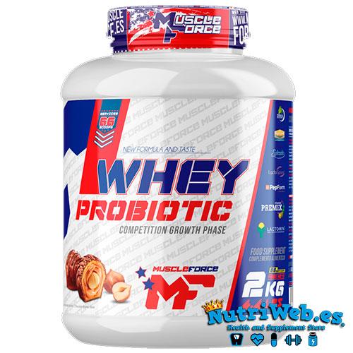 Whey Probiotic (2000 gr) - Nutriweb