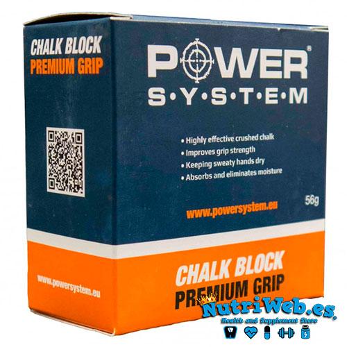 Bloque de Magnesio Power System (56 gr) - Nutriweb