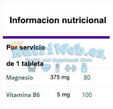 OstroVit Mg + B6 (90 tabs) - Nutriweb