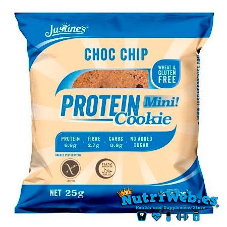 Justine´s Protein Cookie - Nutriweb