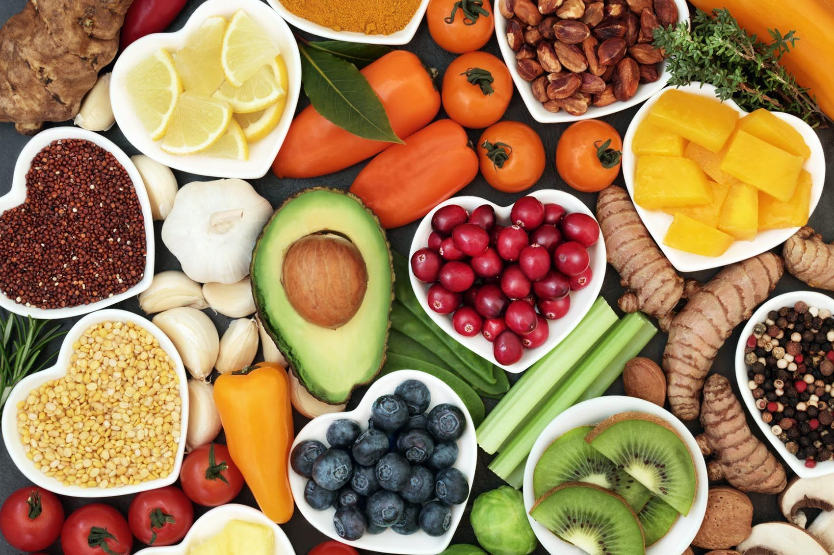 ¿Qué son los antioxidantes? - Nutriweb