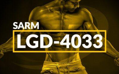 Qué es el Ligandrol, LGD4033?
