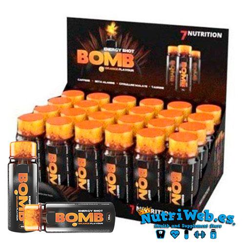 Energy shot BOMB (12 uni x 80 ml) - Nutriweb