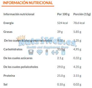 Choco protein - Chocolate (250 gr) - Nutriweb