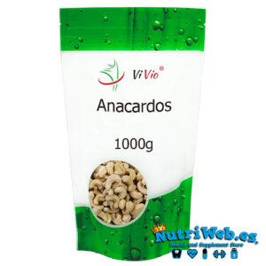 Anacardos crudos (1000 gr)
