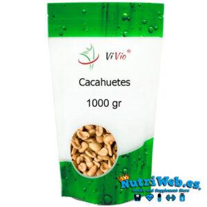 Cacahuetes crudos (1000 gr)