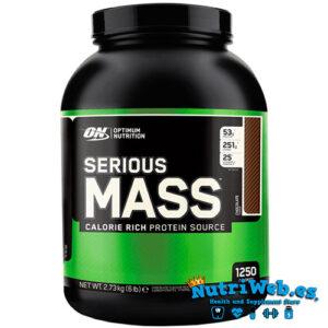 Serious Mass (2730 gr)