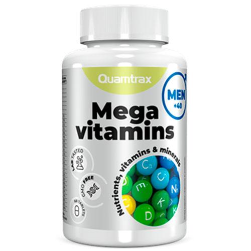 Mega Vitamins for Men (60 tabs) - Nutriweb