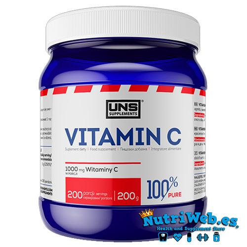 Vitamina C (200 gr) - Nutriweb