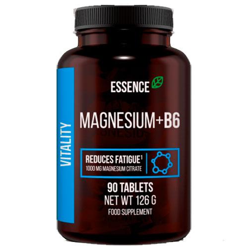 Magnesio + Vit B6 de Essence (90 tabs)