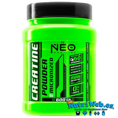 NEO ProLine Creatina Powder 500 gr - Nutriweb