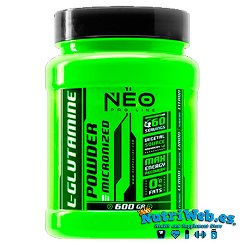 NEO ProLine L-Glutamine Power (600 gr) - Nutriweb