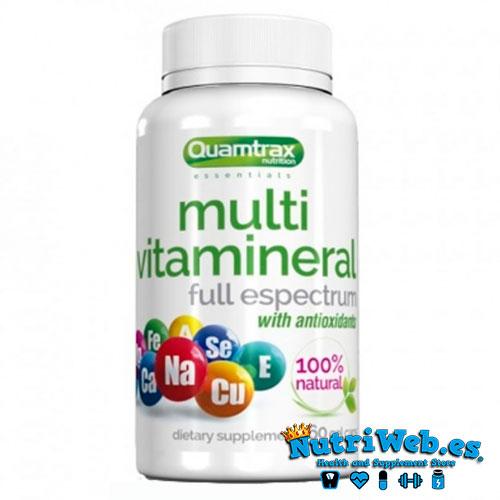Multi Vitamineral (60 gelcap) - Nutriweb