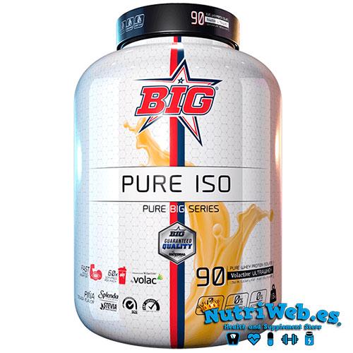 Pure ISO de BIG Series (1800 gr) - Nutriweb