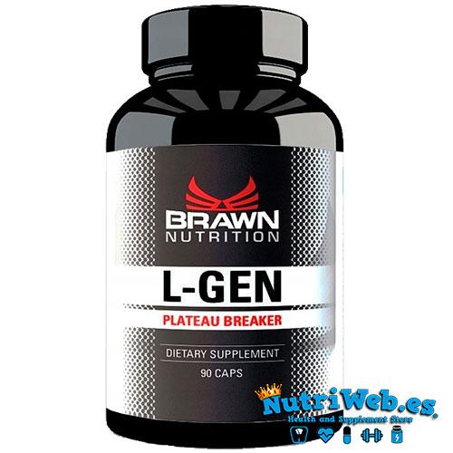 L-Gen Laxogenina (90 cap) - Nutriweb