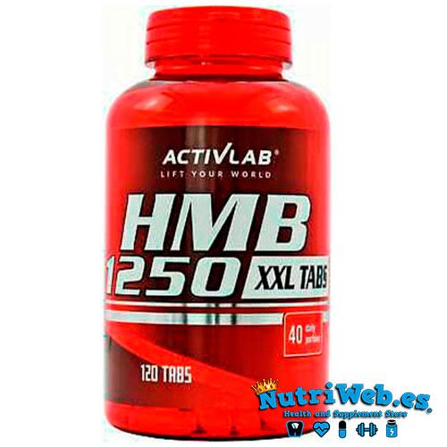 HMB 1250 (120 tab) - Nutriweb