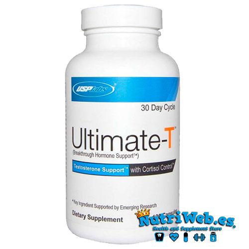 Ultimate-T (120 caps) - Nutriweb