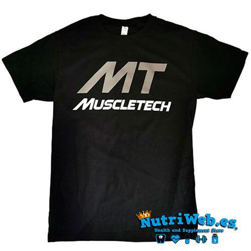 Camiseta de entreno Muscletech 3