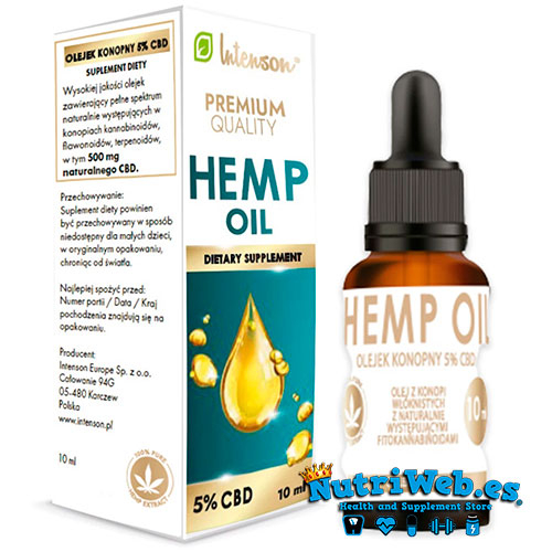 Hemp Oil (5 ml)