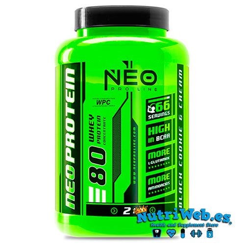 NEO Protein 80 (2000 gr) - Nutriweb