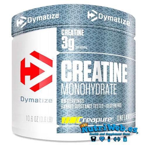Dymatize Creatina Monohidrato Creapure (500 gr)