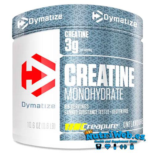 Dymatize Creatina Monohidrato Creapure (500 gr) - Nutriweb