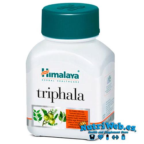 Triphala Himalaya (60 cap) - Nutriweb