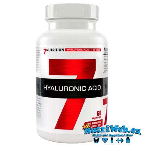 7Nutrition Acido hialuronico (60 cap) - Nutriweb