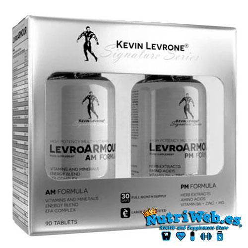 LevroARMOUR (120 caps + 120 caps) - Nutriweb