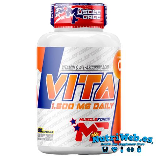 Vita C (90 caps) - Nutriweb