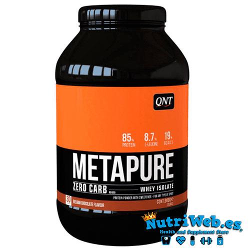 Metapure Zero Carb (2000 gr) - Nutriweb