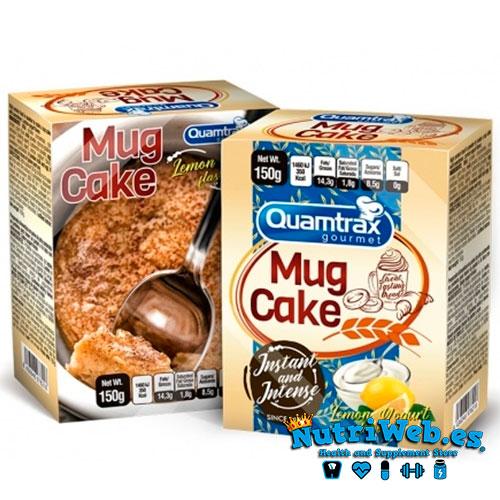 Mug Cake de Quamtrax Nutrition (150 gr) - Nutriweb